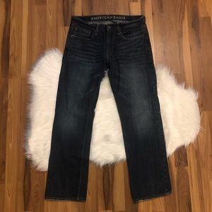 American Eagle Straight Jeans 31/30